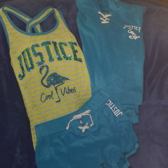 Justice Other - 3 piece Justice set